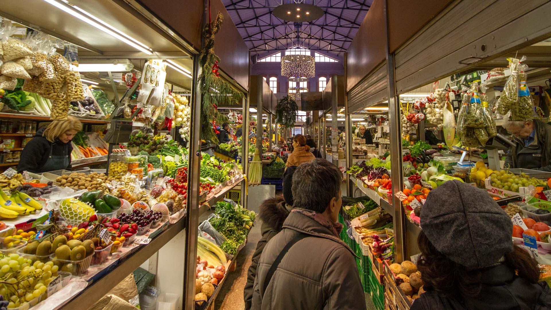 Гид Юлия Насырова: Экскурсия по старинным рынкам Болоньи (превью)