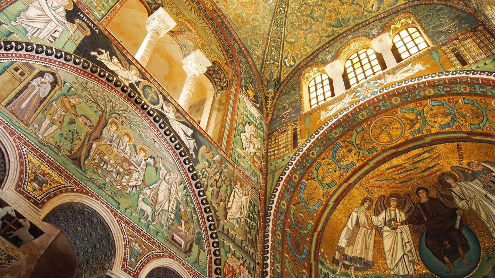 Гид Юлия Насырова: Экскурсия «Равенна – город древней мозаики» (превью)