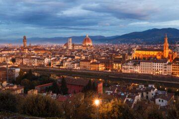 Экскурсия по Флоренции с выездом из Болоньи