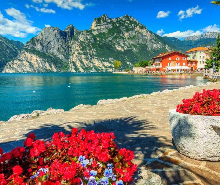 Выездная экскурсия на озеро Гарда из Болоньи