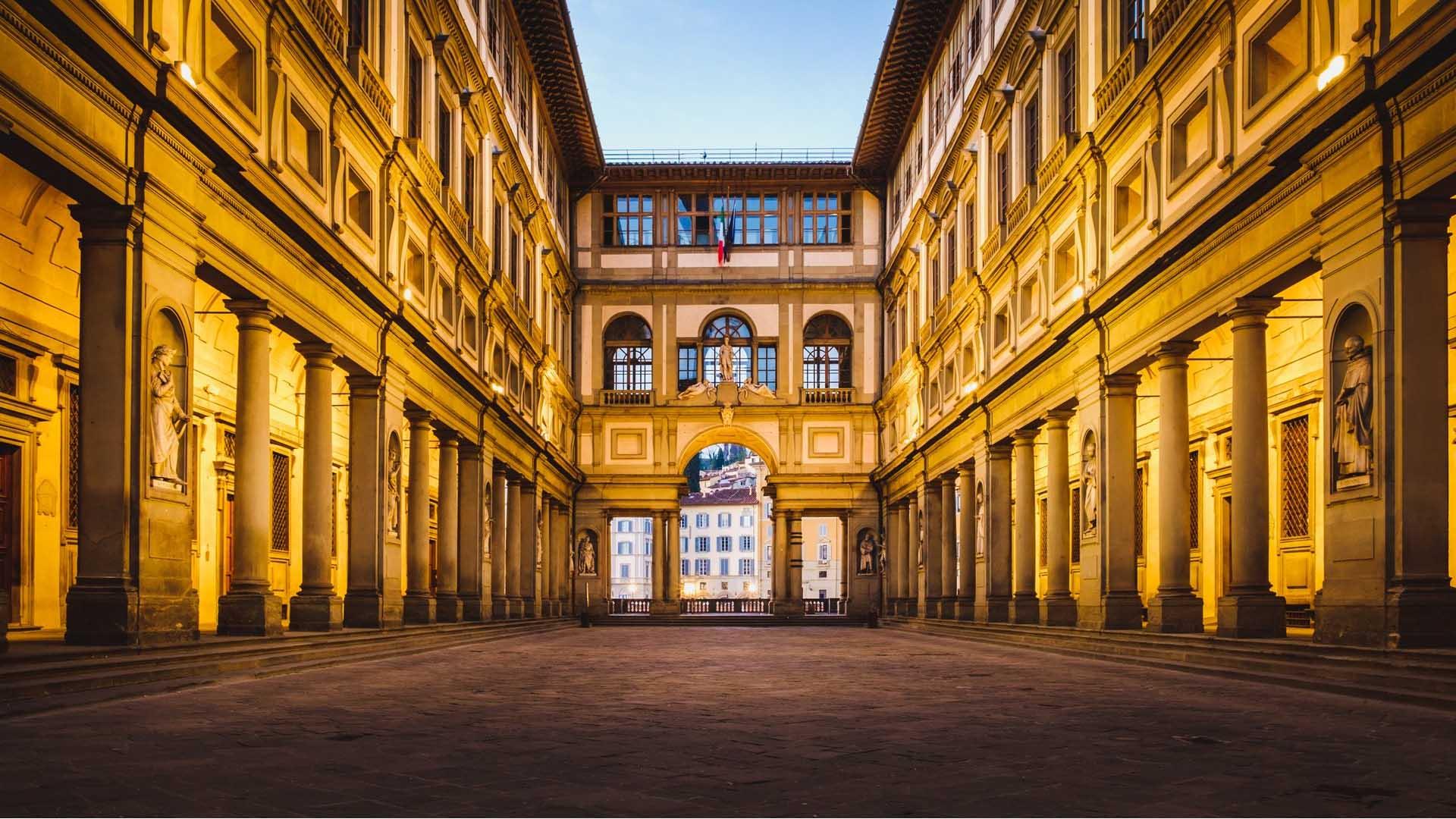 Экскурсия в галерею Уффици из Болоньи
