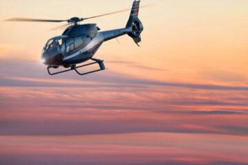 Индивидуальные экскурсии на вертолете по Италии